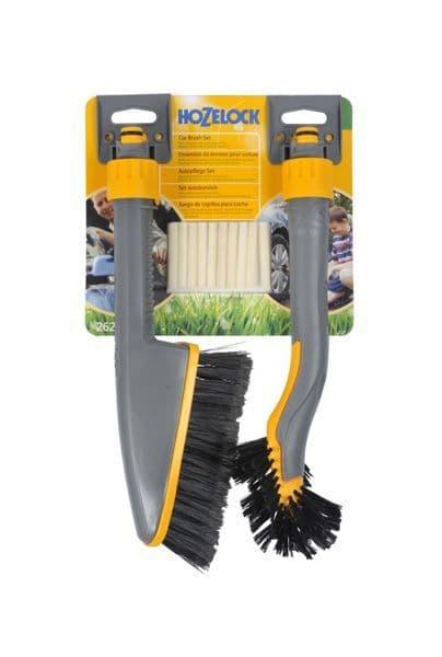 Hozelock Car Brush Twin Pack